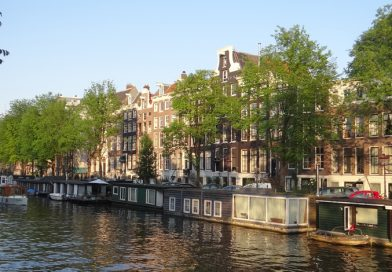 La mágica ciudad de Amsterdam